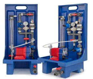 Iwaki-pre-engineered-dosing-pump-system
