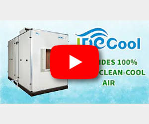 How a 100% fresh-clean-cool air system scores over conventional cooling systems?