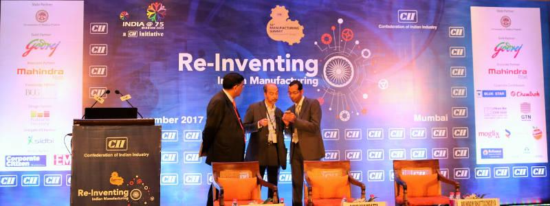 EcoAxis participates in CII-BCG Industry 4.0 contest