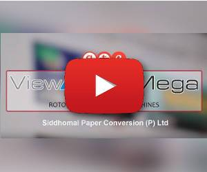 ViewAXIS Mega – web video system for rotogravure printing machines