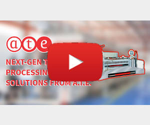 Textile processing solutions from A.T.E.