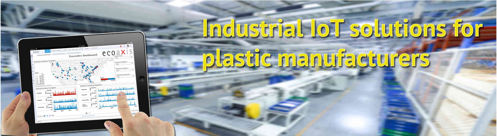 Improve OEE, ROI, and much more in plastic manufacturing