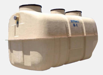 Package sewage treatment