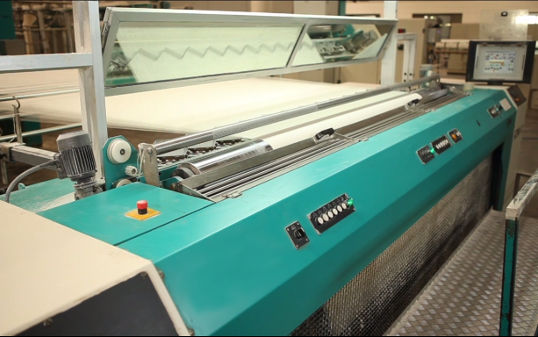 IOT Solution for Textile Industry