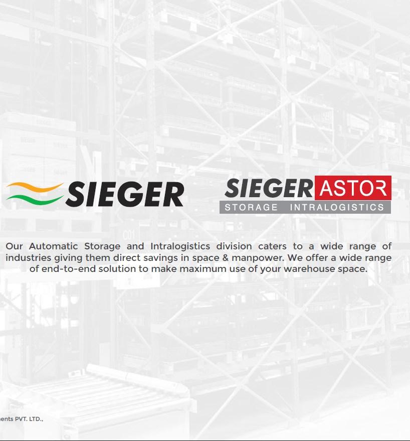 Sieger storage systems