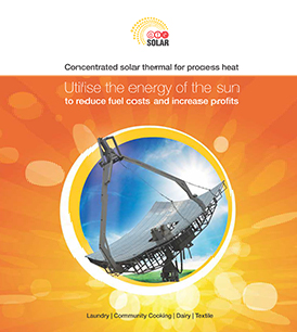 A.T.E. Concentrated Solar Thermal
