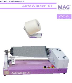 MAG Autowinder XT: yarn appearance board winder