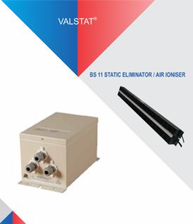 Valence Valstat BS 10 AC air ioniser