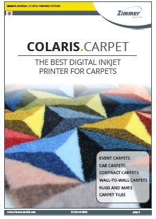 COLARIS Digital Carpet Printing