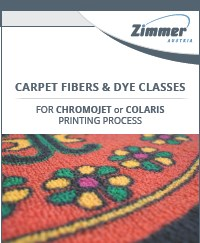 Carpet fibres & dye classes