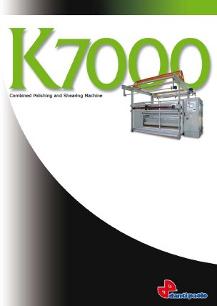 Combined Polishing and Shearing Machine