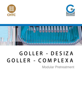 Goller Desiza desizing applicator
