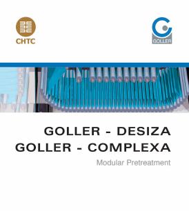 Goller modular pretreatment machinery