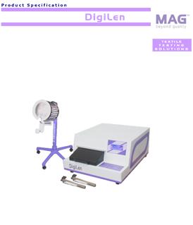 MAG DigiLen digital fibre length tester