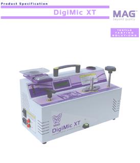 MAG DigiMic-XT digital fibre fineness (Micronaire) tester