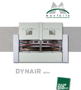 Monforts DynAir Relaxation Dryer