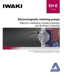 Iwaki EH-E electromagnetic metering pumps