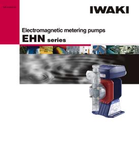 Iwaki EHN electromagnetic metering pumps