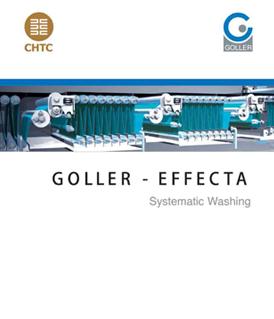 Goller Effecta systematic washing range