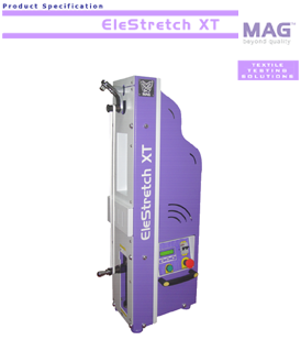 MAG EleStretch XT electronic Lea strength tester