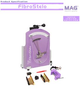 MAG FibroStelo fibre bundle strength tester