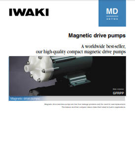 Iwaki Magnetic Drive Pumps