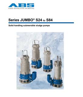 Sulzer (ABS) Jumbo pumps