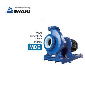 Iwaki MDE series