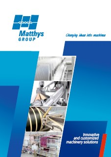 Innovative and Customised Solutions from Mattys Group