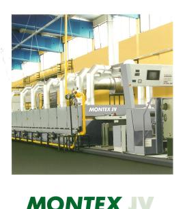 Montex 6500 Stenter