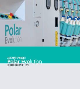 Automatic winder - Polar Evolution - round magazine type