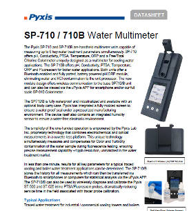 SP-710 / 710B Water Multimeter