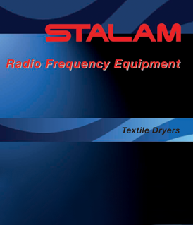 Stalam Radio Frequency Dryer