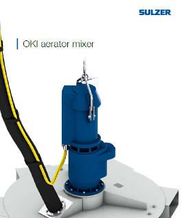 OKI aerator mixer
