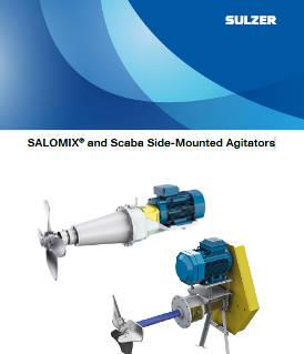 SALOMIX® and Scaba Side-Mounted Agitators
