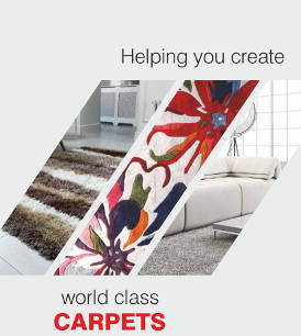 Helping you create world class carpets