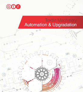 Textile machinery automation and upgradation