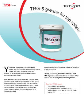 TRG-5 grease for top rollers