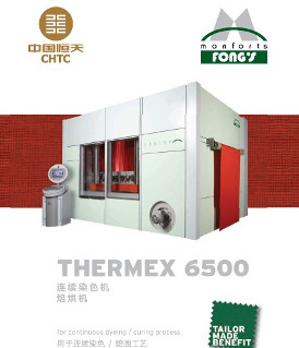 Thermex 6500 Curing Range