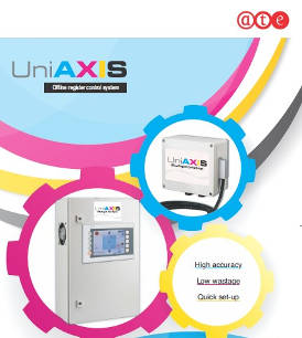 UniAXIS – Offline register control system