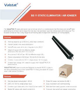 Valence Valstat BS11 static eliminator