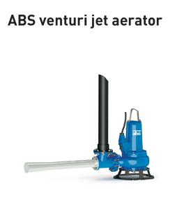 Sulzer (ABS) Venturi Jet Aerator