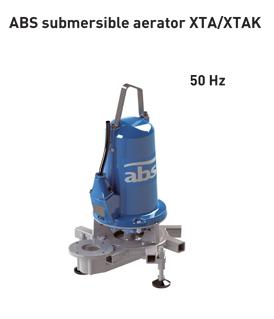 Sulzer (ABS) XTA/XTAK submersible aerator