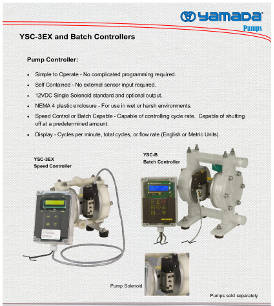 YSC-3EX and Batch Controllers