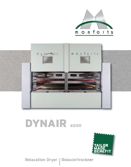 Dynair 6500 relax dryer