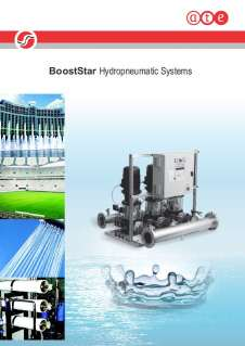 A.T.E. BoostStar hydropneumatic systems