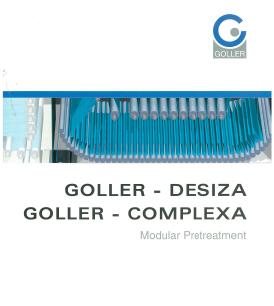 Goller Continuous Bleaching Range