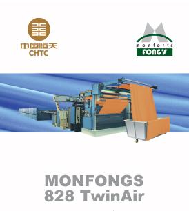 Monforts Stenter Model 828