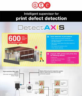 DetectAXIS - 1000efect detection system for rotogravure machines