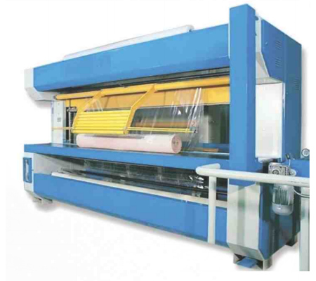 BPM-PC - Fully automatic fabric roll packing